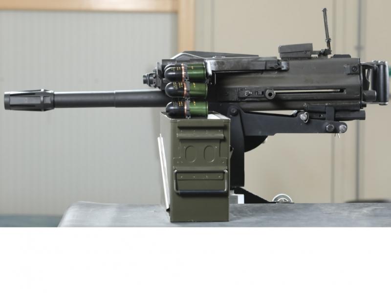 Ammo Testing